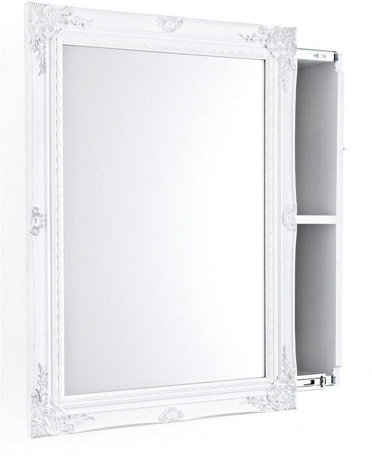 Home Affaire Spiegelschrank in weiß