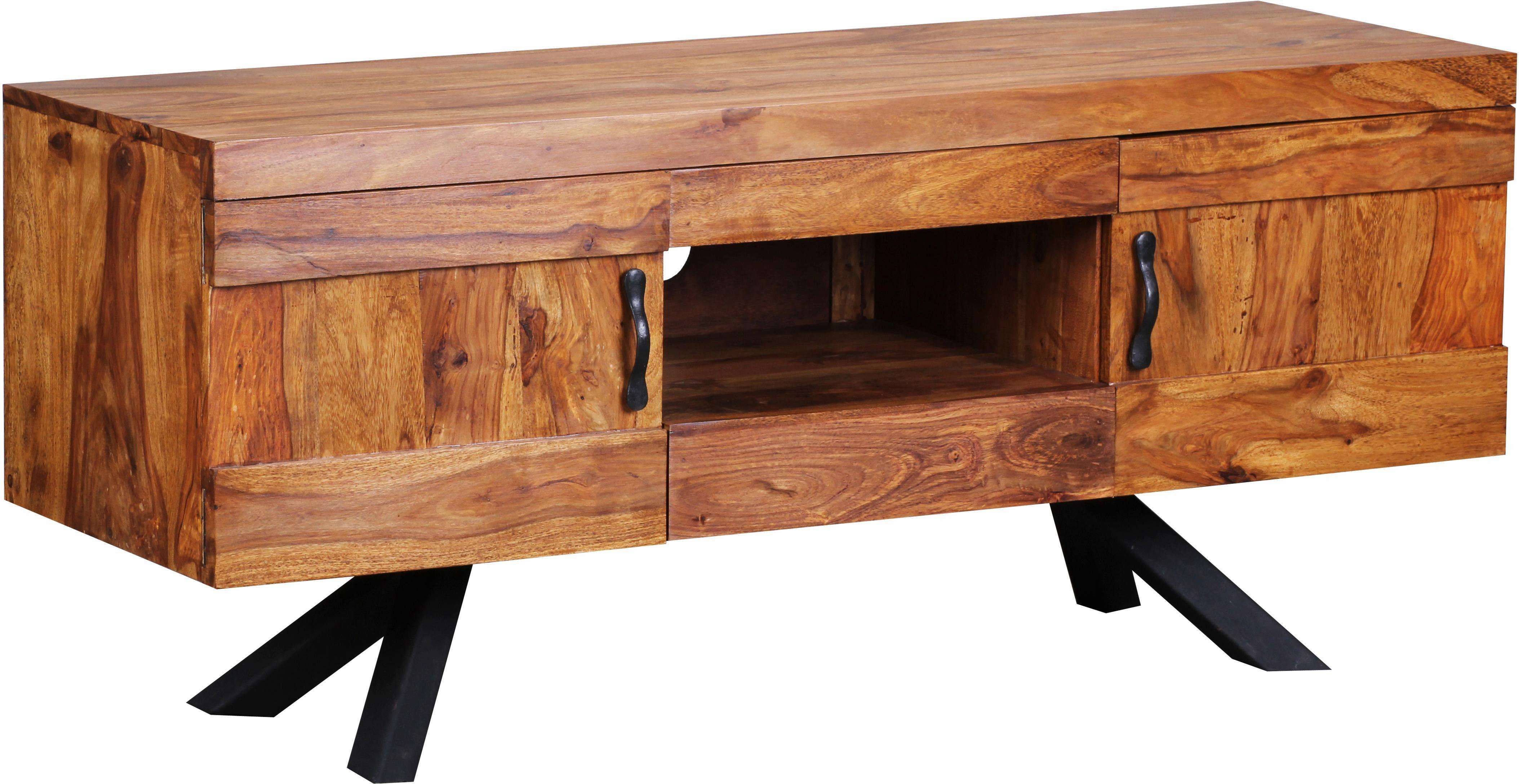 Home affaire Lowboard »Ajanabee«, Breite 135 cm