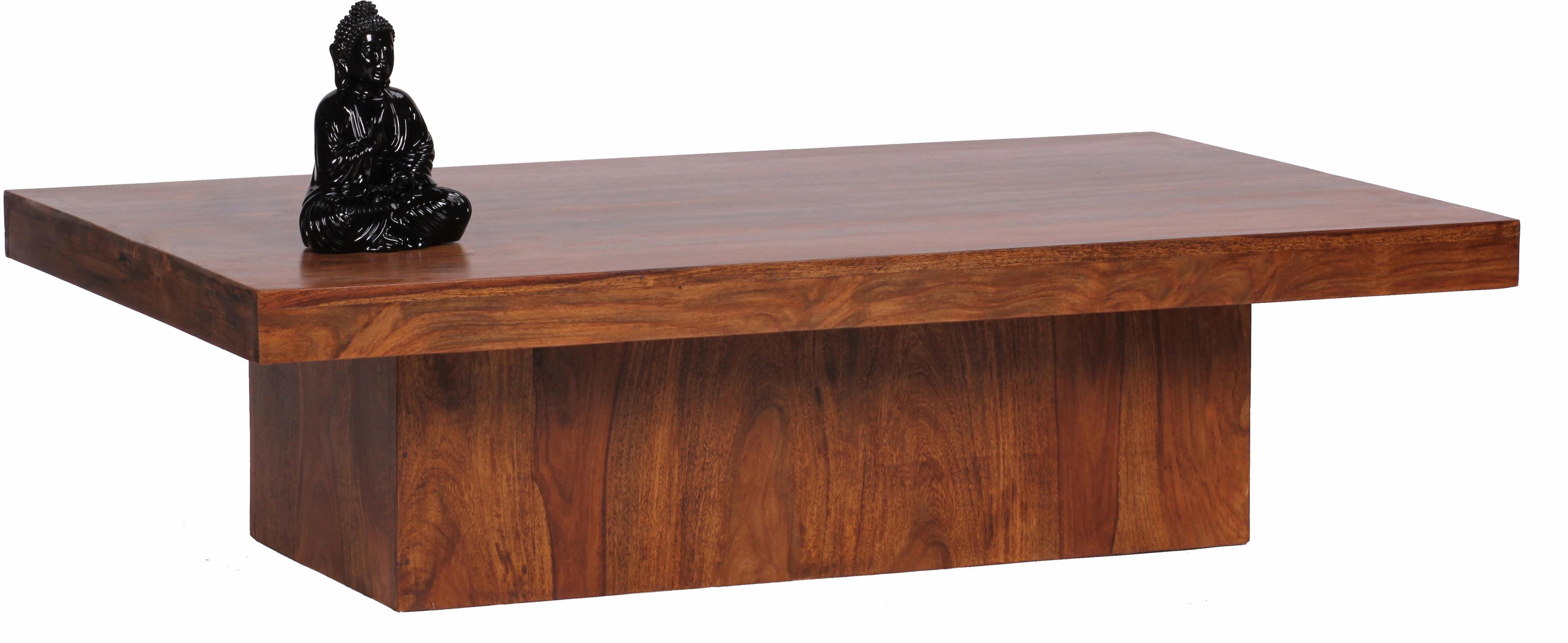 Home affaire Massivholz Couchtisch »Akela«, 120 cm breit