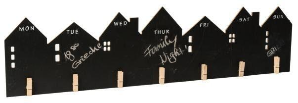 Home affaire Wand-Wochenplaner