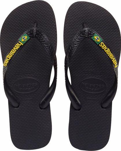 Havaianas Brasil Logo Toes Trenner