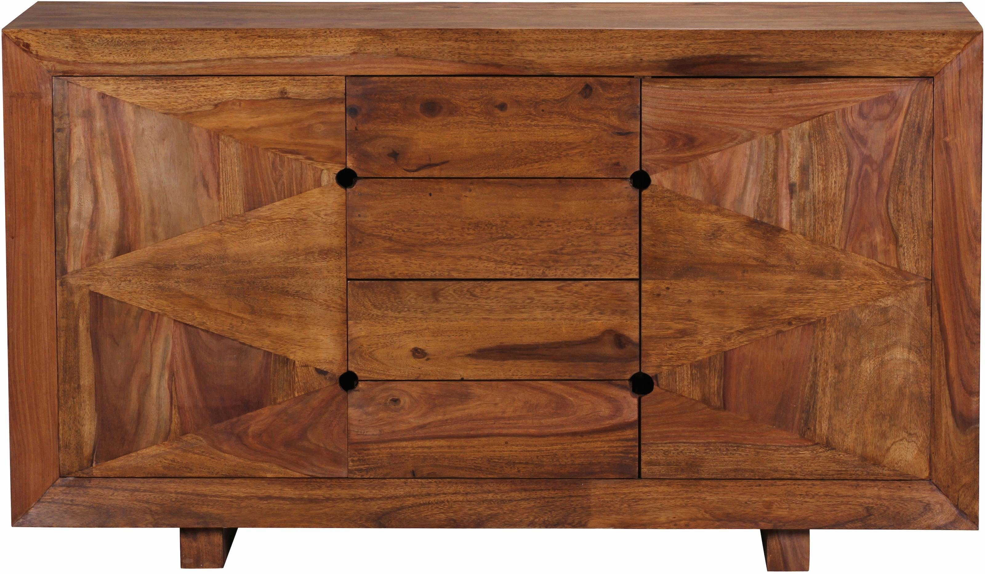 Home affaire Sideboard »Sumantra« 145 cm breit