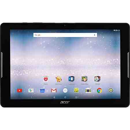 Acer Iconia One 10 Tablet-PC, Android 6.0, 26,6 cm (10,1 Zoll), 1024 MBDDR3L RAM