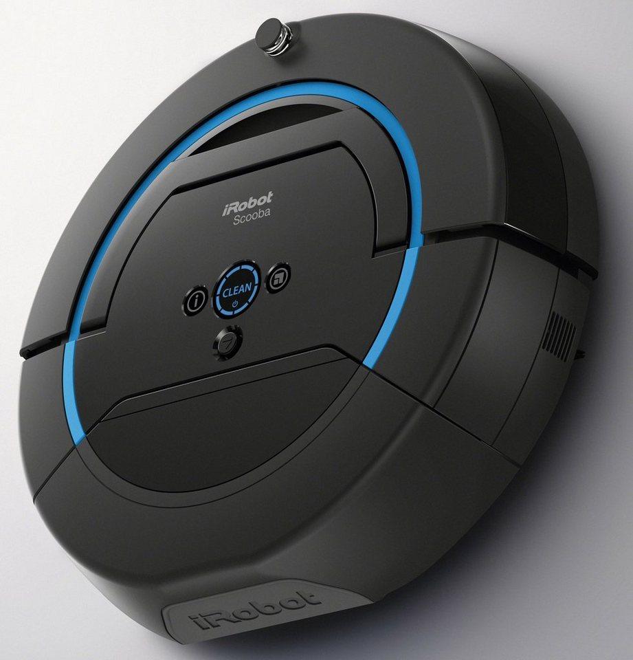 iRobot Nasswisch-Roboter Scooba 450 in schwarz/blau