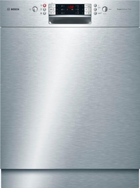 BOSCH Geschirrspüler SMU69P45EU, A++, 9,5 Liter, 14 Maßgedecke in silberfarben