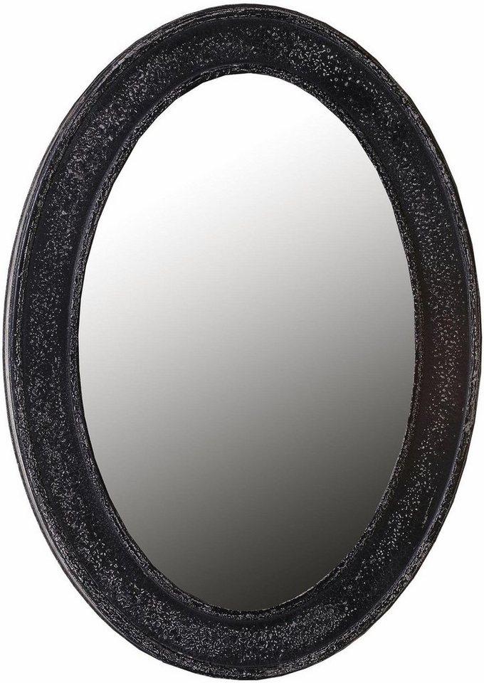 Gutmann Factory Spiegel in schwarz