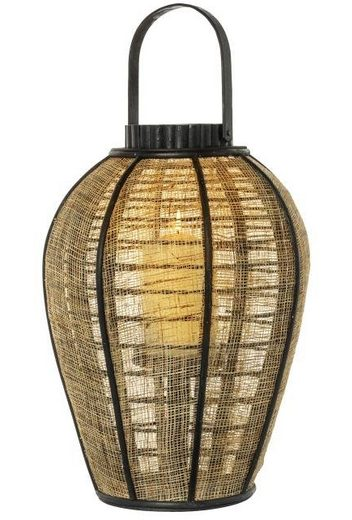 Home affaire Laterne »Wooden nature«