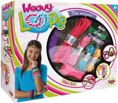 Splash Toys Knüpfset, »Weavy Loops Maxi Knüpf- und Bänderset« Sale Angebote Groß Döbbern
