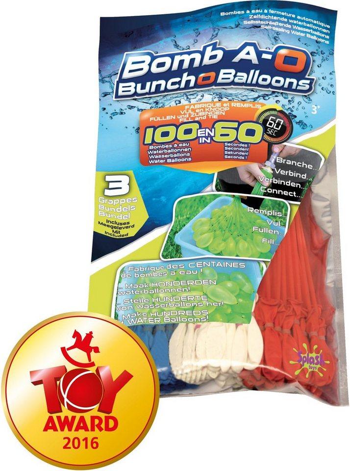 Splash Toys Wasserspielzeug , »Wasserballons Bunch O Balloons«