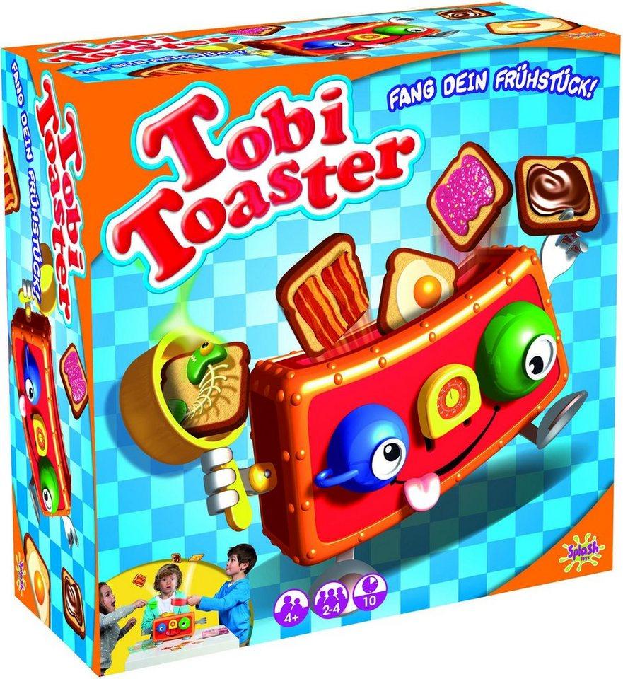 Splash Toys Gesellschaftsspiel, »Tobi Toaster«