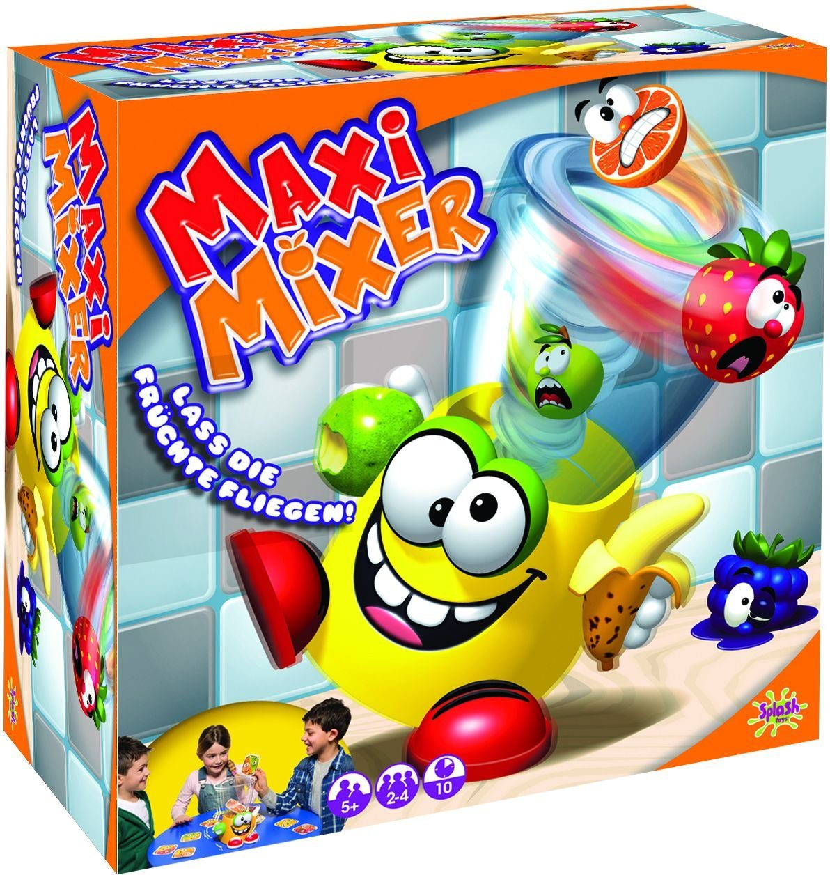 Splash Toys Gesellschaftsspiel, »Maxi Mixer«