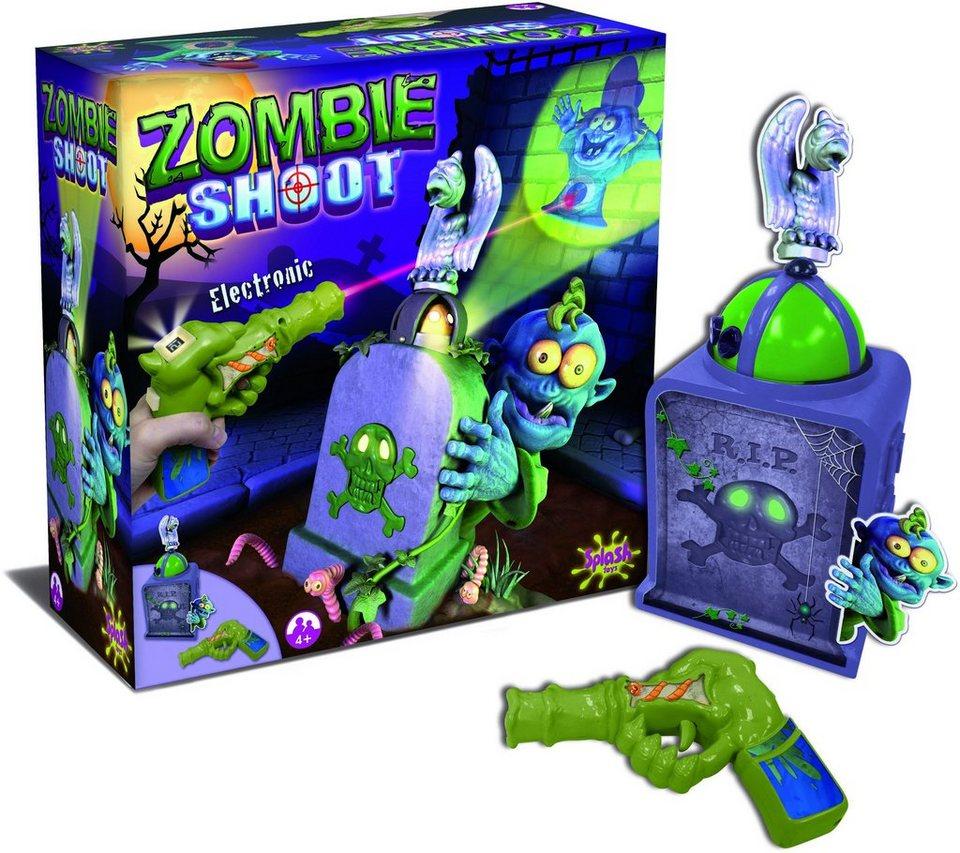 Splash Toys Geschicklichkeitsspiel, »Zombie Shoot«