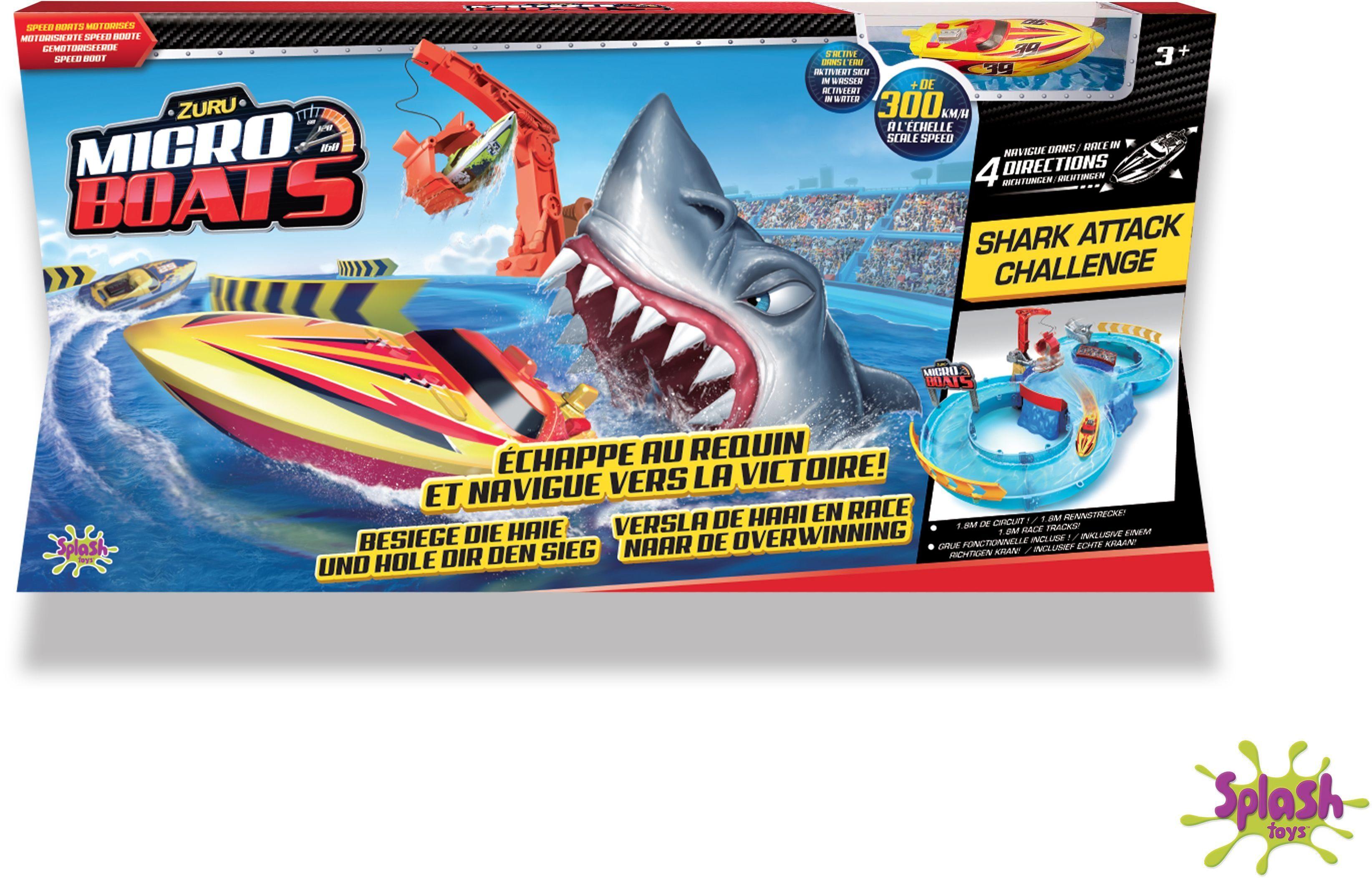Splash Toys Wasserspielzeug, »MicroBoat Playset«