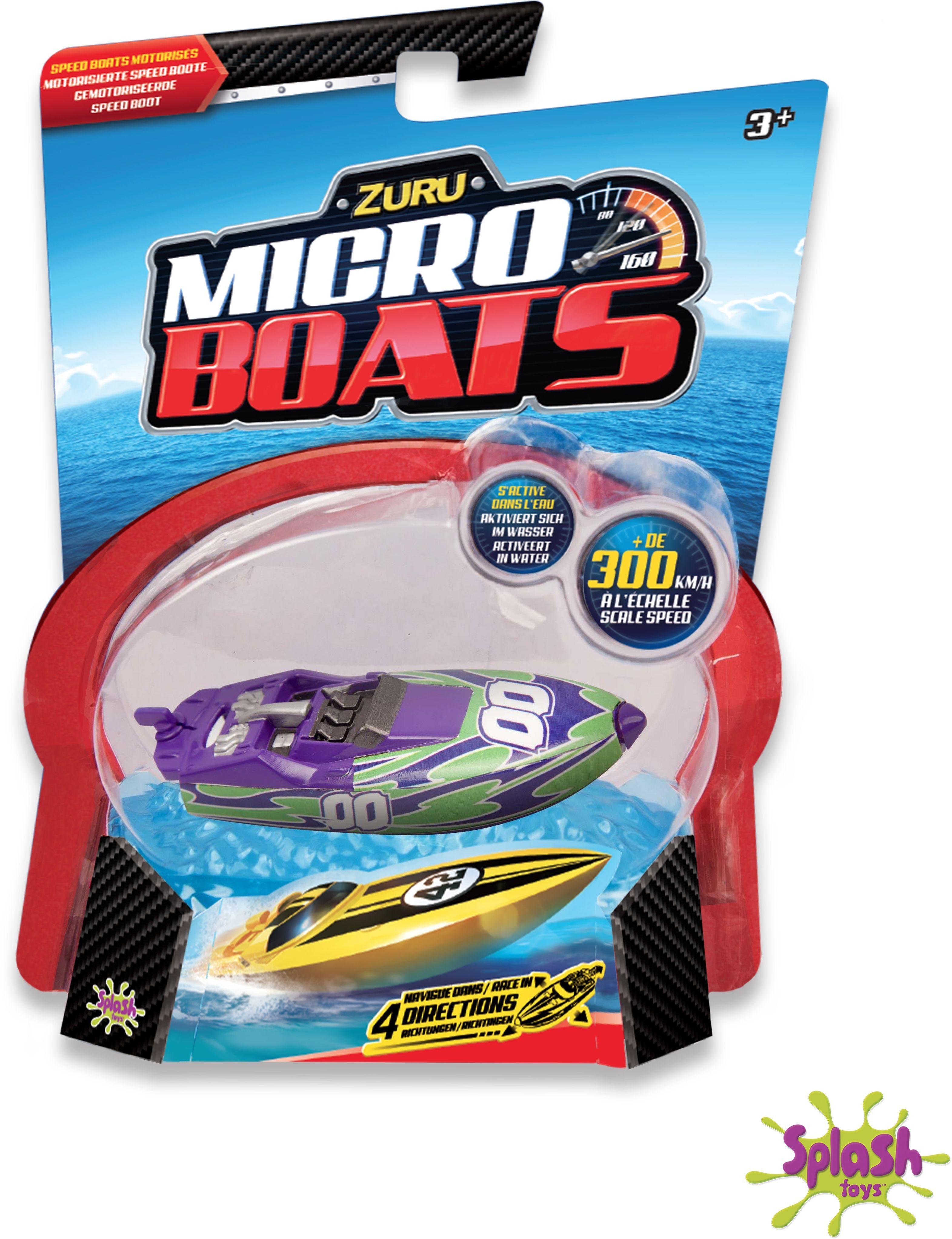 Splash Toys Wasserspielzeug, »Micro Boats«