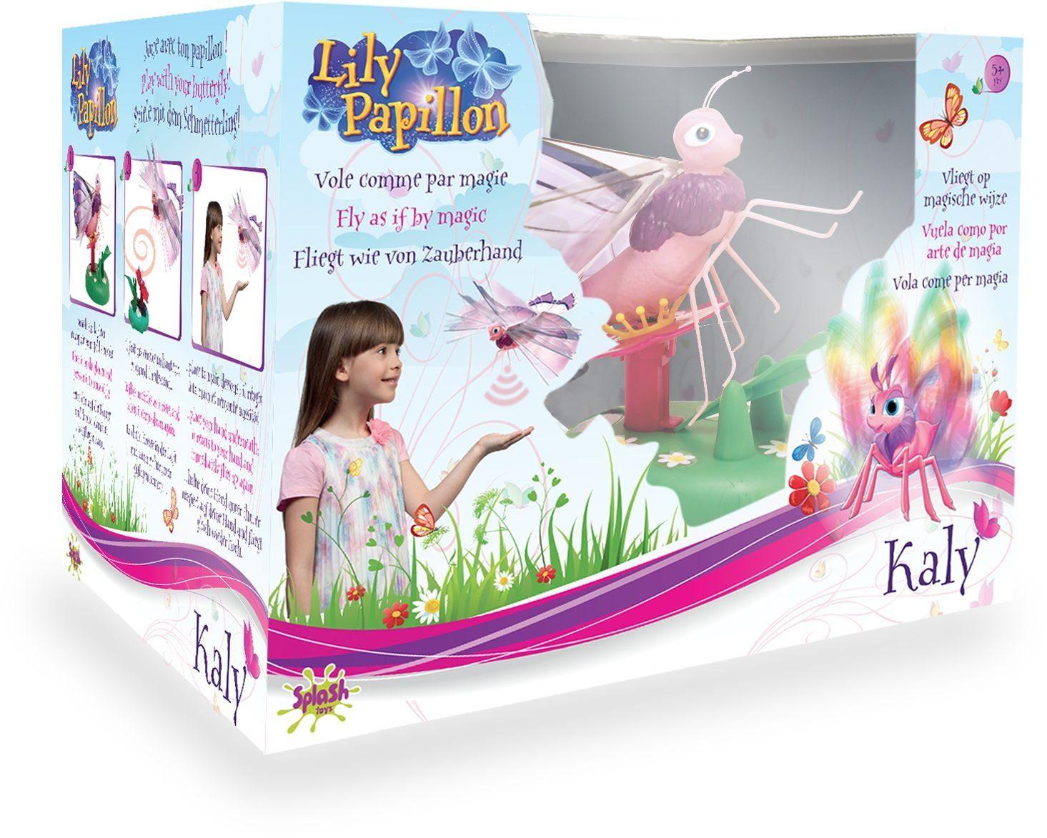 Splash Toys Fliegende Schmetterlinge, »LilyPapillon fliegende Schmetterlinge«