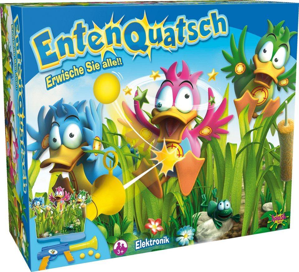 Splash Toys Gesellschaftsspiel, »Entenquatsch«