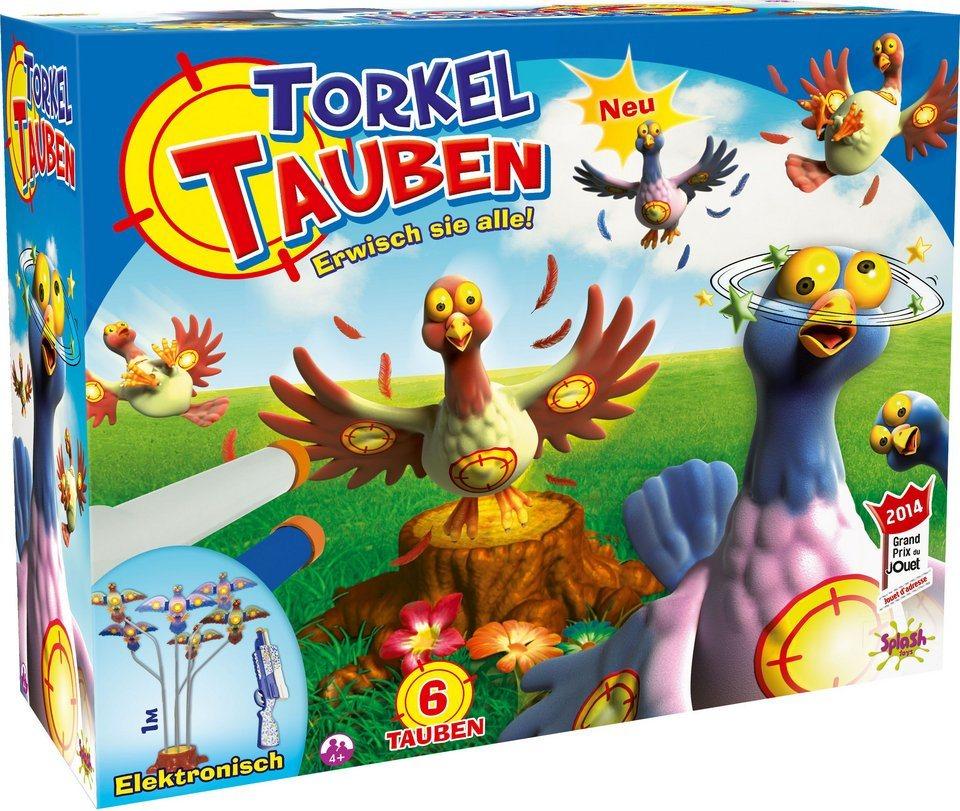 Splash Toys Gesellschaftsspiel, »Torkel Tauben«