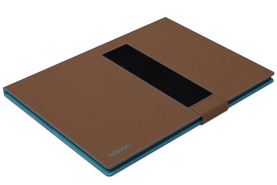 reboon Cover / Schutzhülle für Tablet »booncover XL« in braun