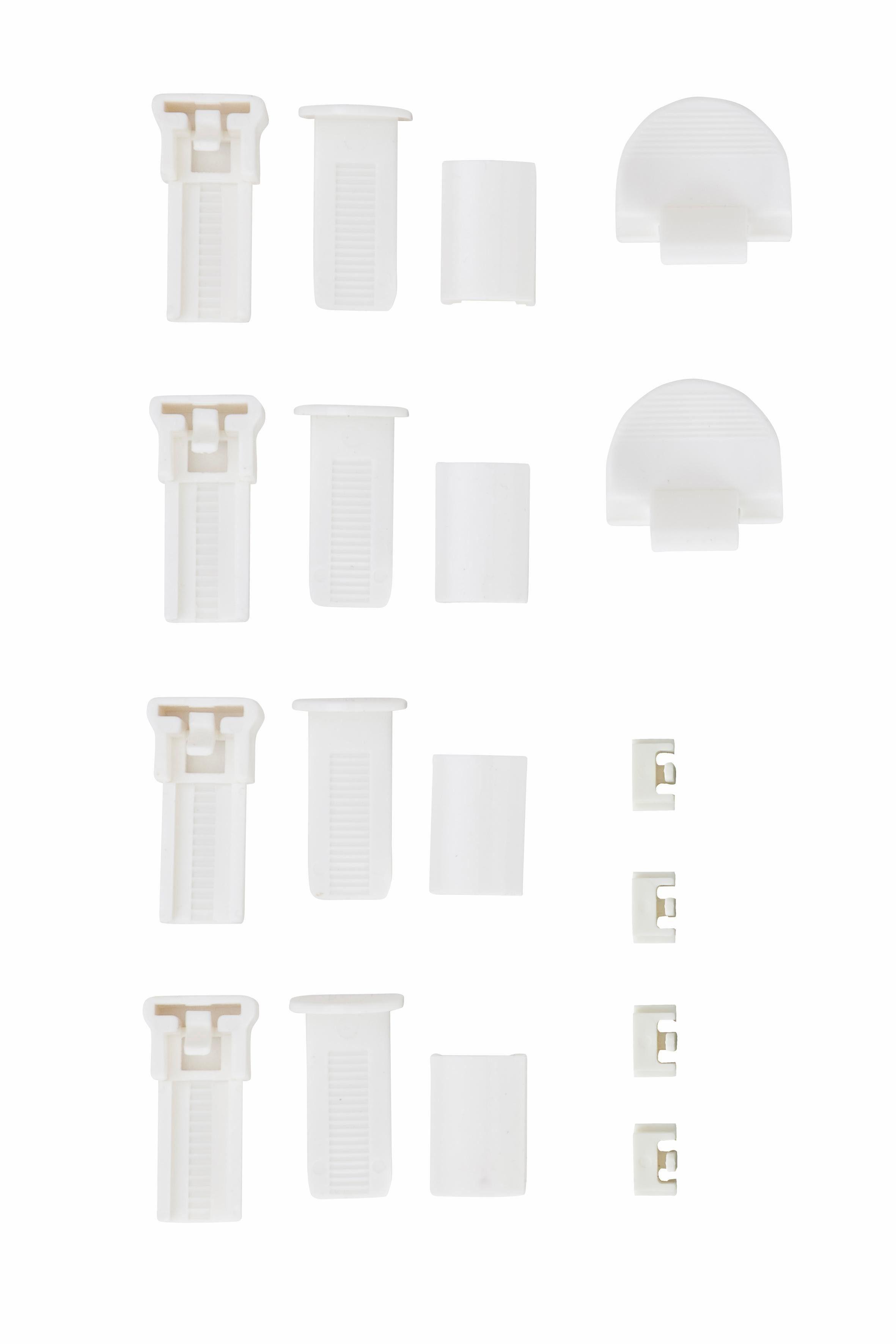 Klemmträger, my home, »Montagezubehör-Set«, für Plissee (4 Stück)