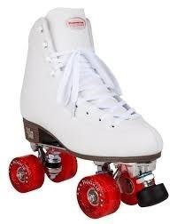Rookie Rollschuh »Rookie Rollerskates Classic II« in White