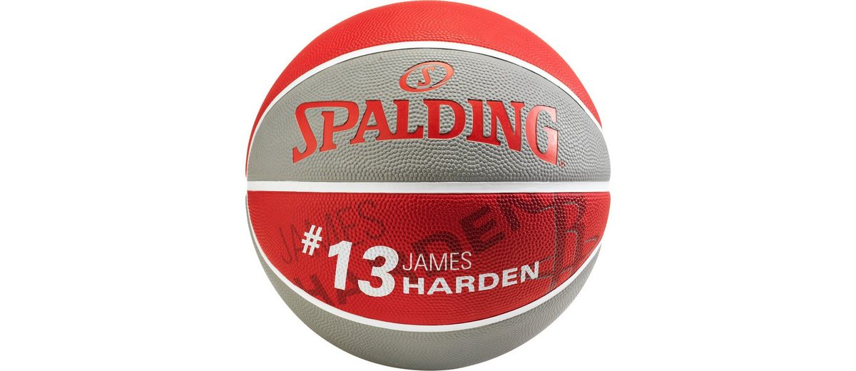 SPALDING NBA Player James Harden Basketball