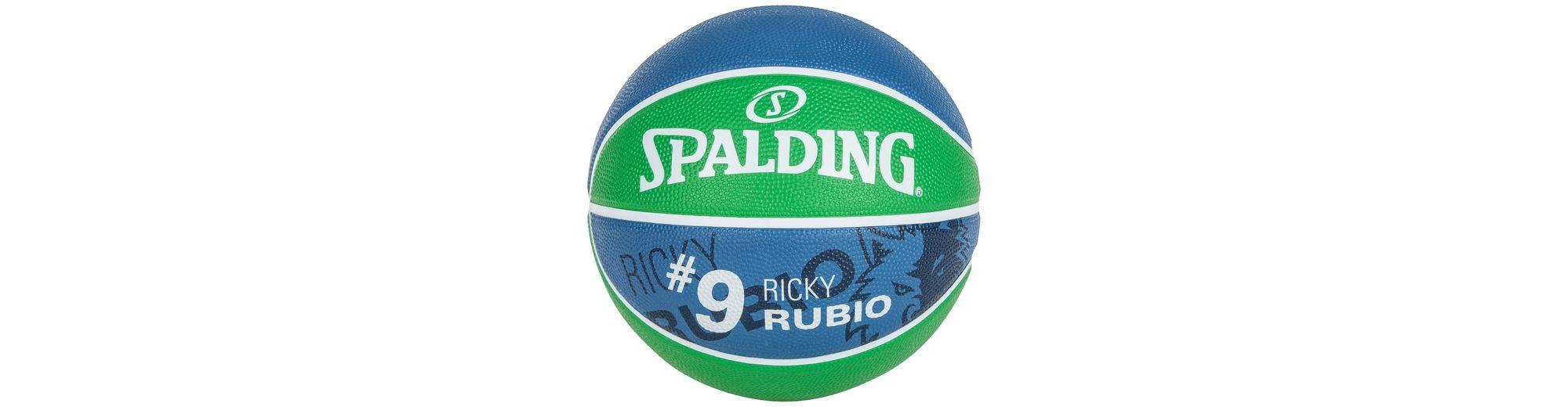 SPALDING NBA Player Ricky Rubio Basketball