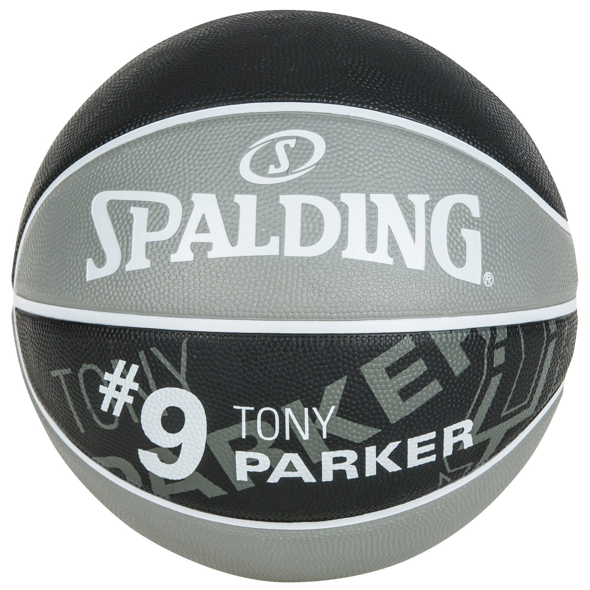 SPALDING NBA Player Tony Parker Basketball