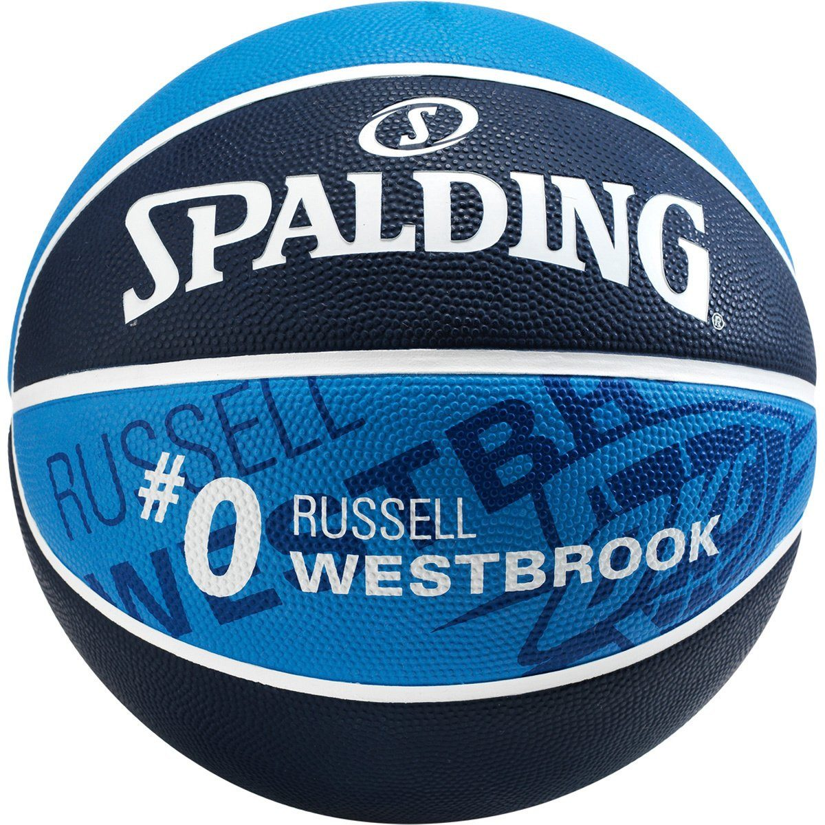 SPALDING NBA Player Russell Westbrook Basketball