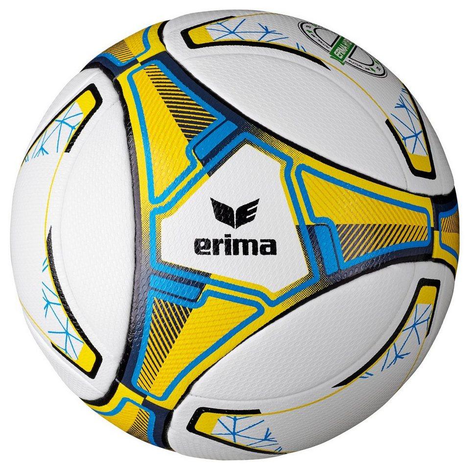 ERIMA Hybrid Futsal Junior 310 Matchball in weiß / schwarz