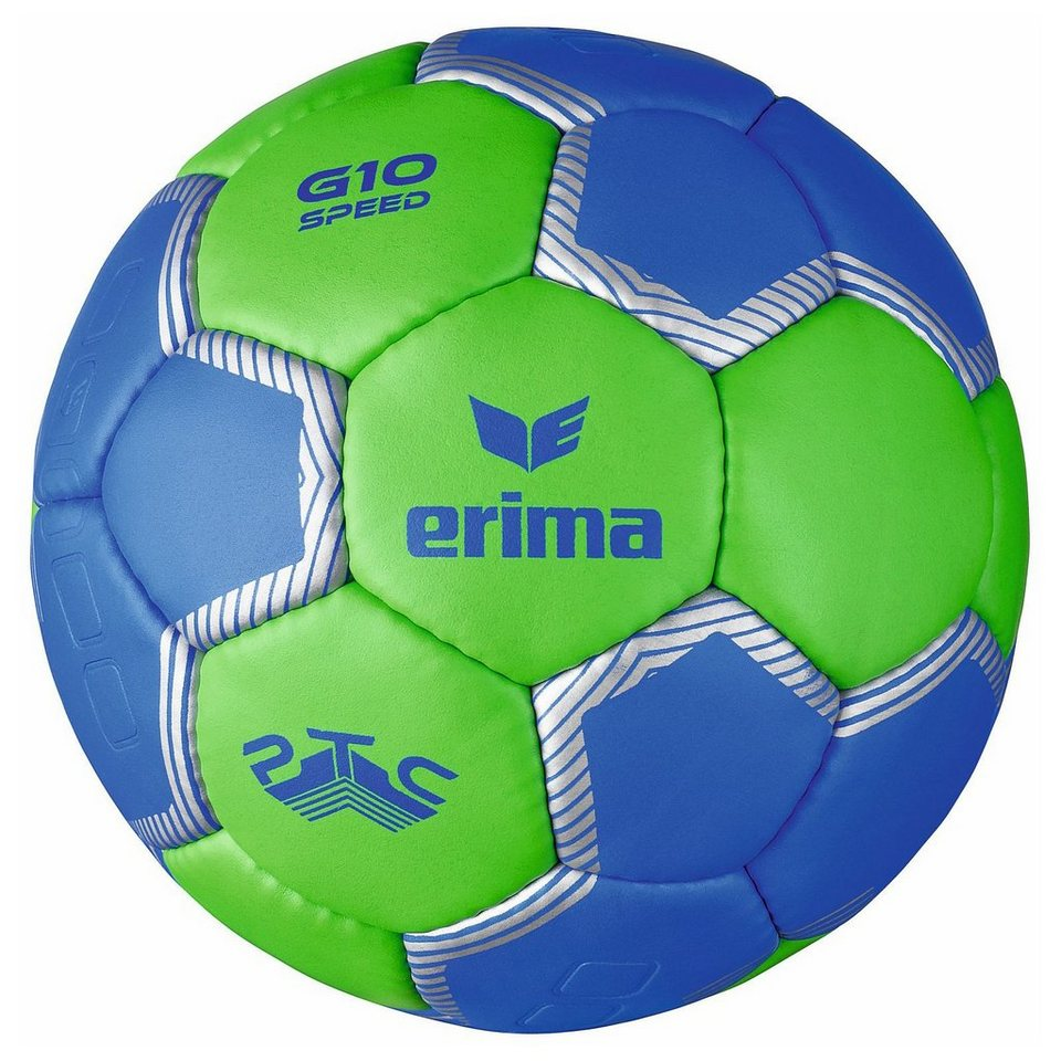 ERIMA G10 Speed Handball in grün / blau