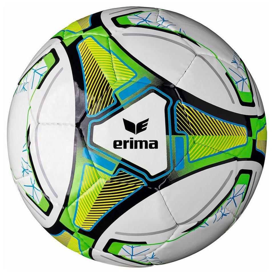 ERIMA Allround Lite 350 Trainingsball in weiß / neon orange