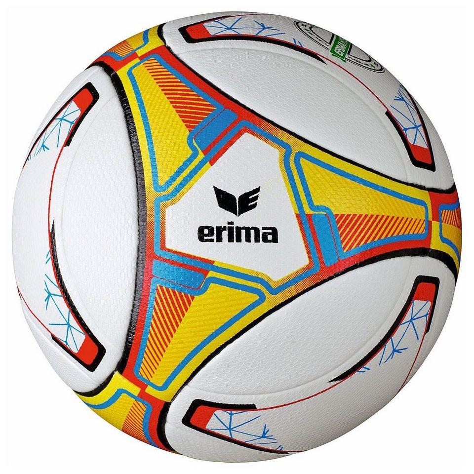 ERIMA Hybrid Futsal Junior 350 Matchball in weiß / rot