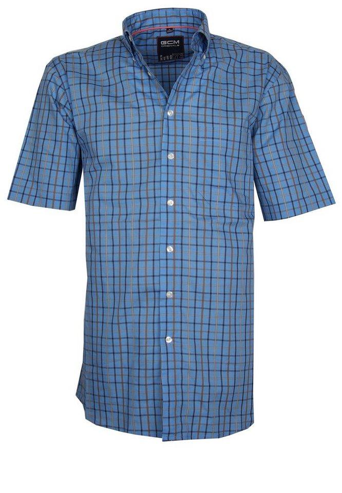 GCM Oberhemd in Blau