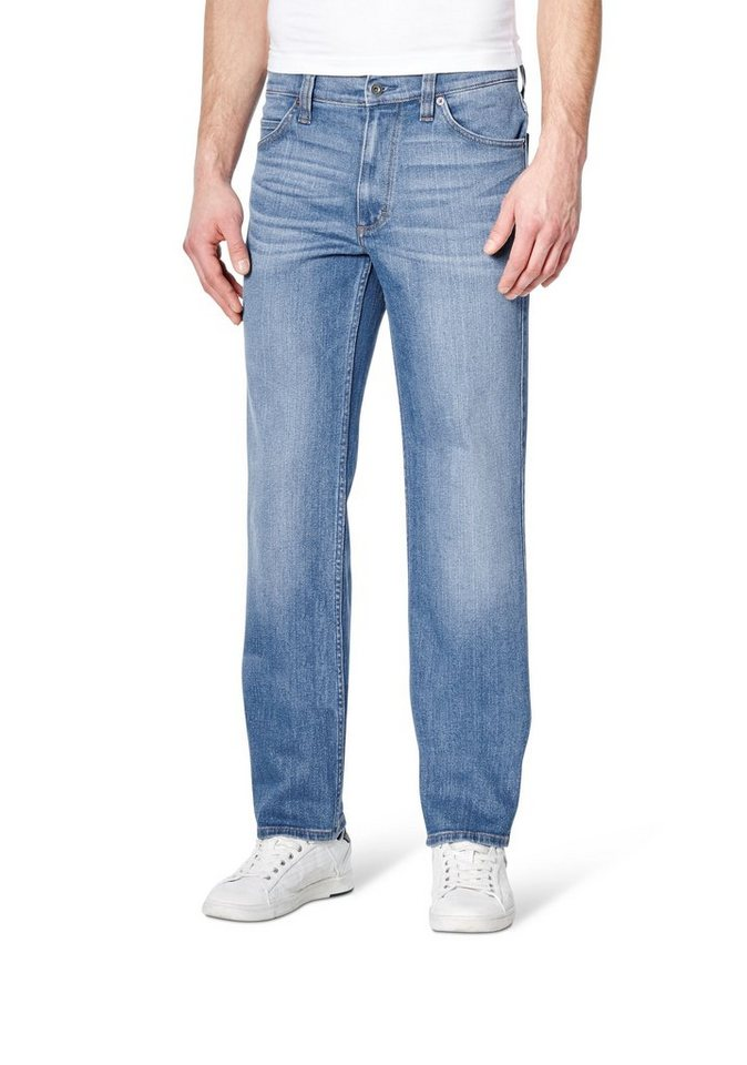 MUSTANG Stretchjeans »Oklahoma« in retro wash