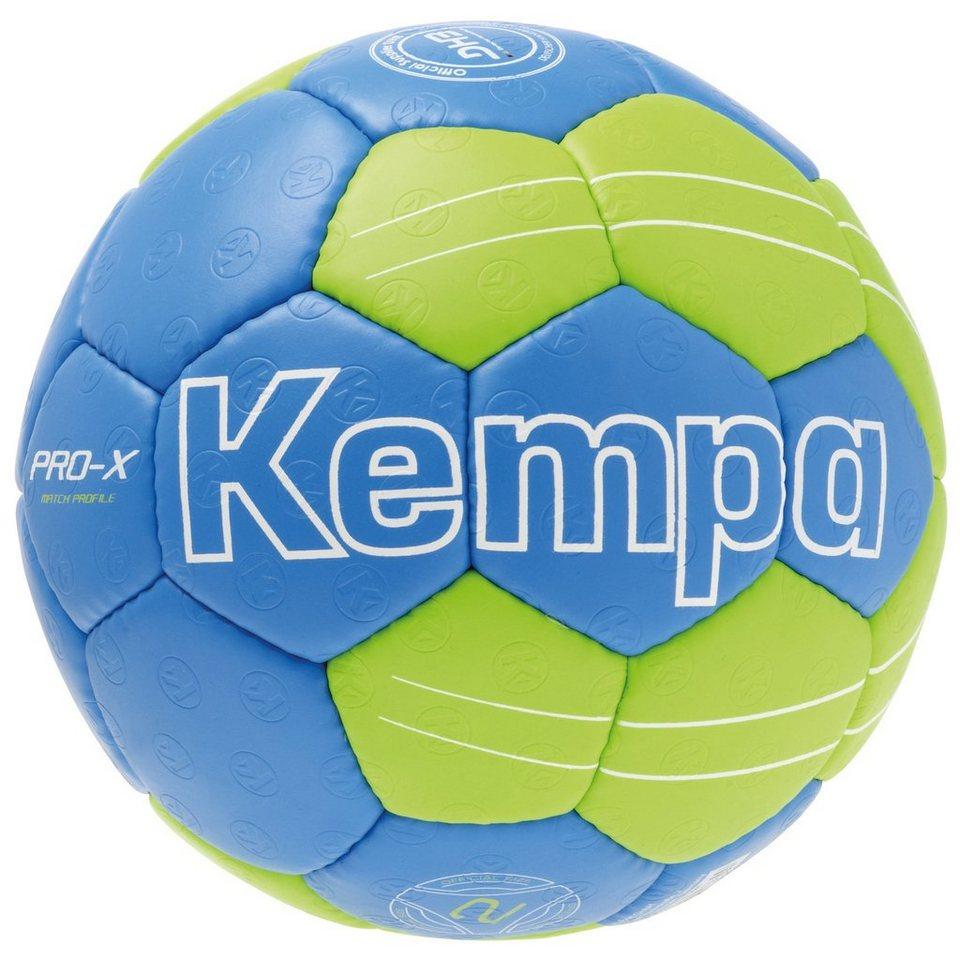 KEMPA Pro-X Match Profile Handball in kempablau / grün