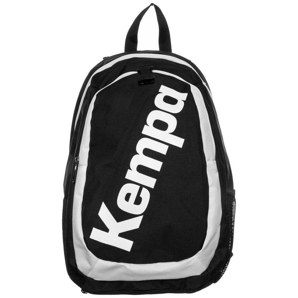 KEMPA Essential Rucksack Herren in schwarz / weiß