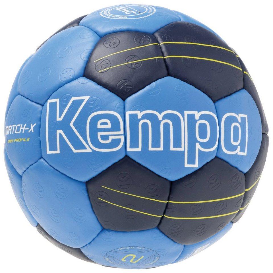 KEMPA Match-X Omni Profile Handball in kempablau / marine
