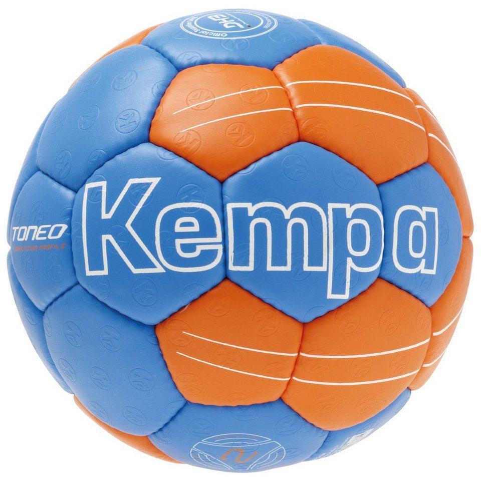 KEMPA Toneo Competition Profile Handball in kempablau / rot