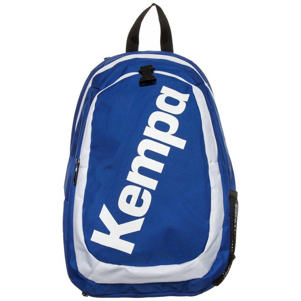 KEMPA Essential Rucksack Herren in royal / weiß