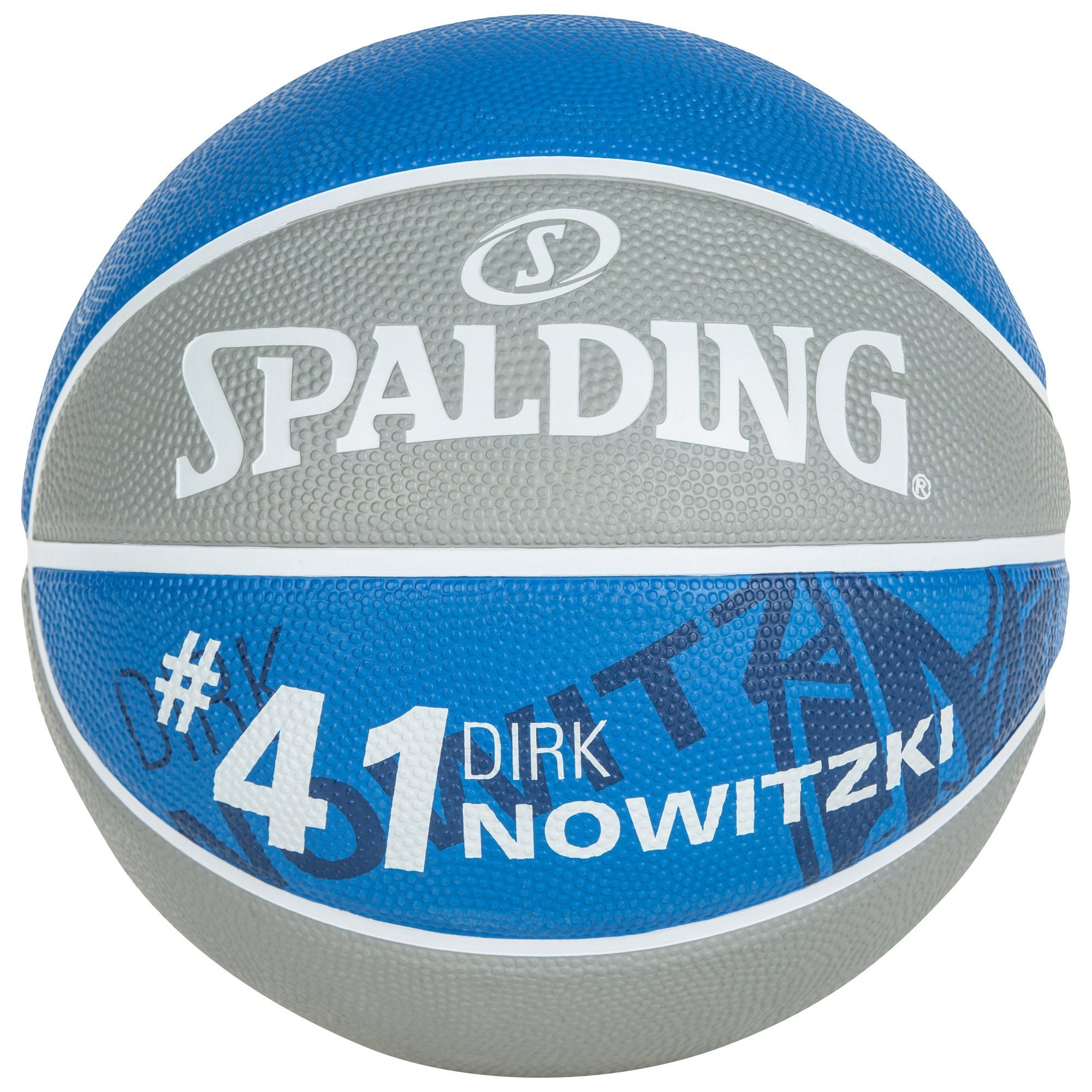 SPALDING NBA Player Dirk Nowitzki Basketball