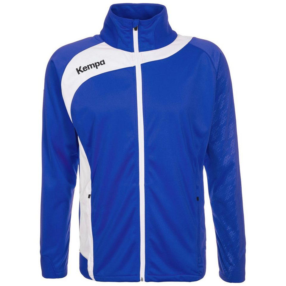 KEMPA Peak Multi Trainingsjacke Herren in royal / weiß