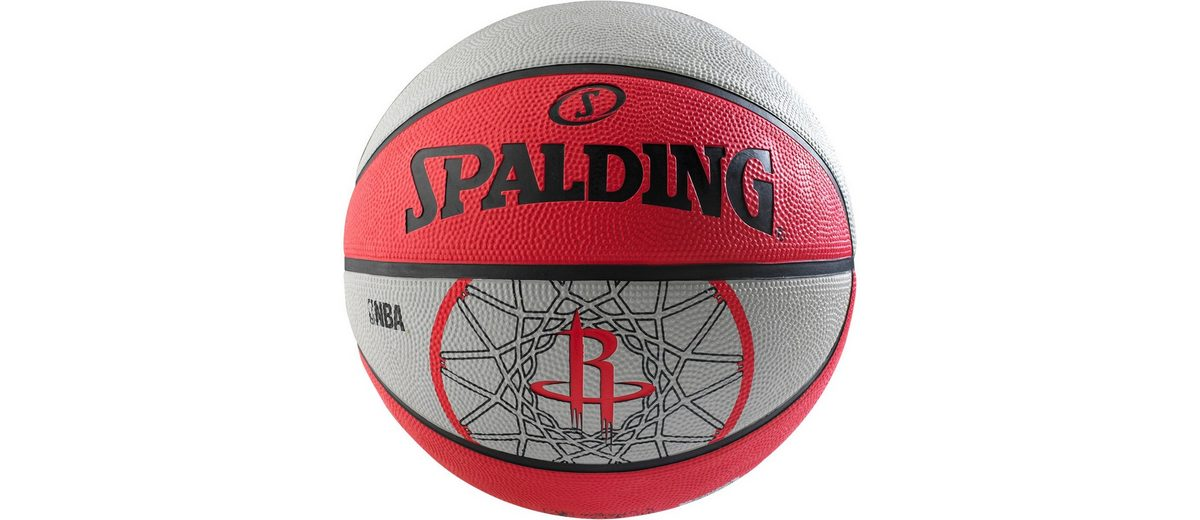 SPALDING NBA Team Houston Rockets Basketball