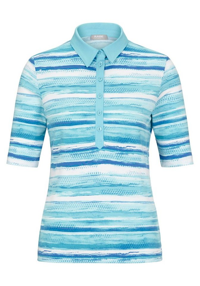 Rabe Shirt in SEEBLAU
