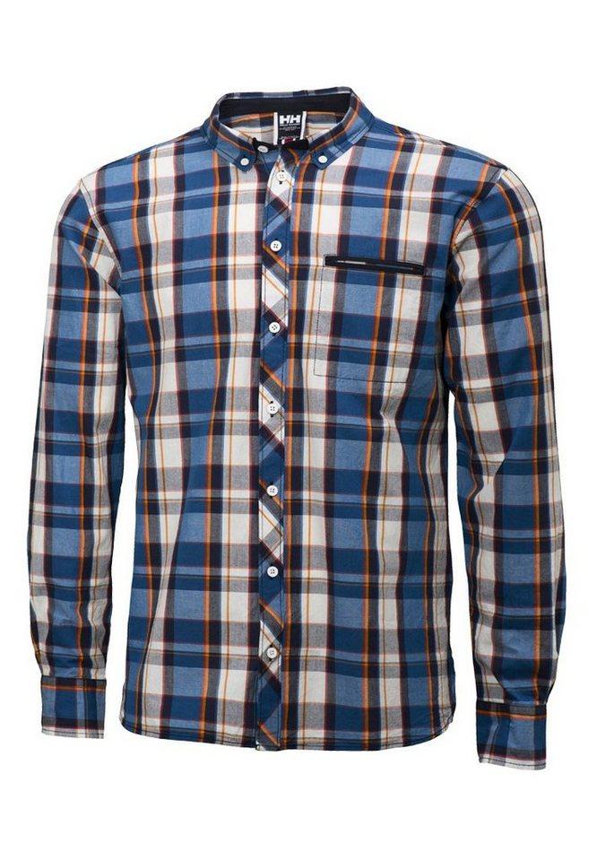 Helly Hansen Button-down Hemd in NAVY