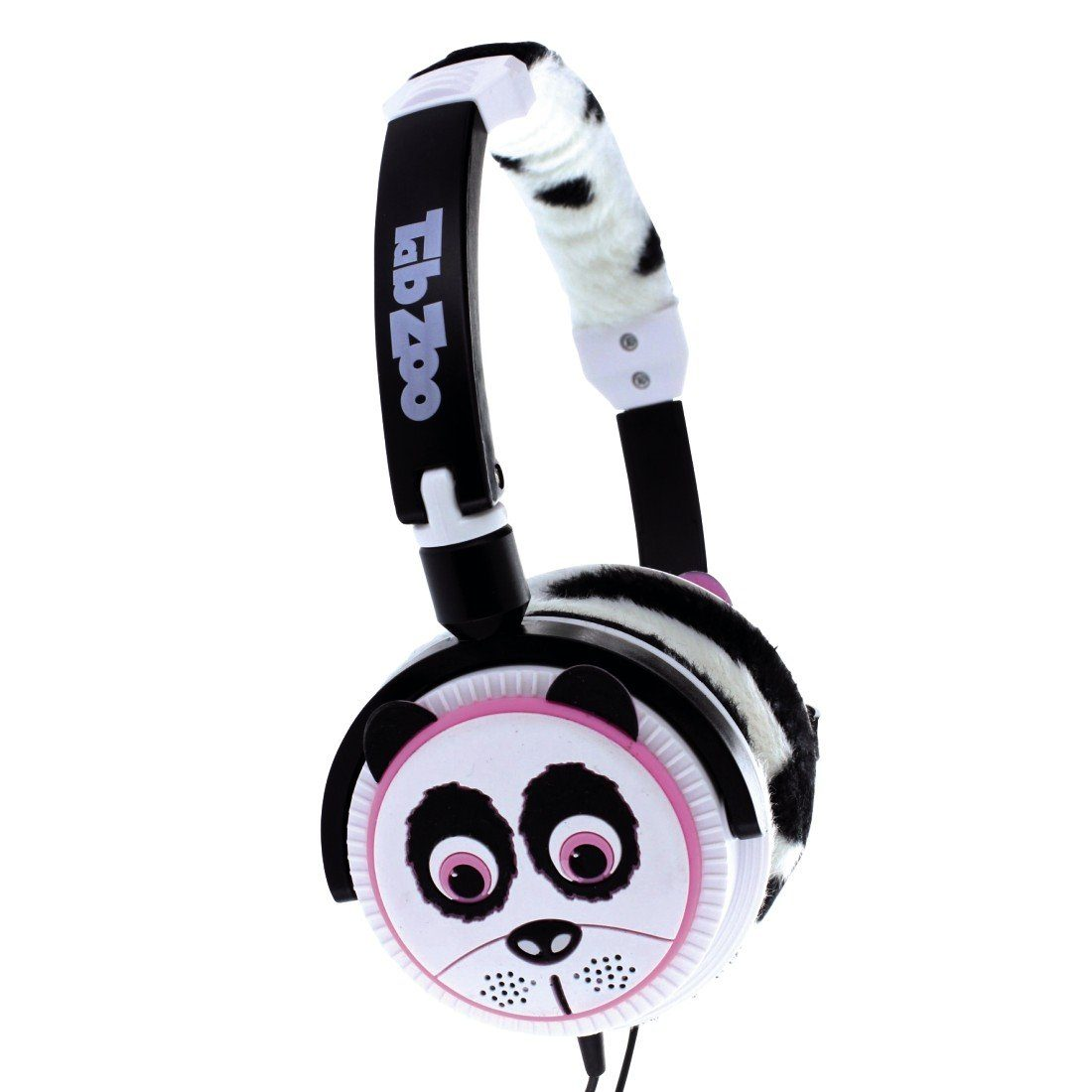 TabZoo On-Ear-Kinderkopfhörer Sound Bites Panda