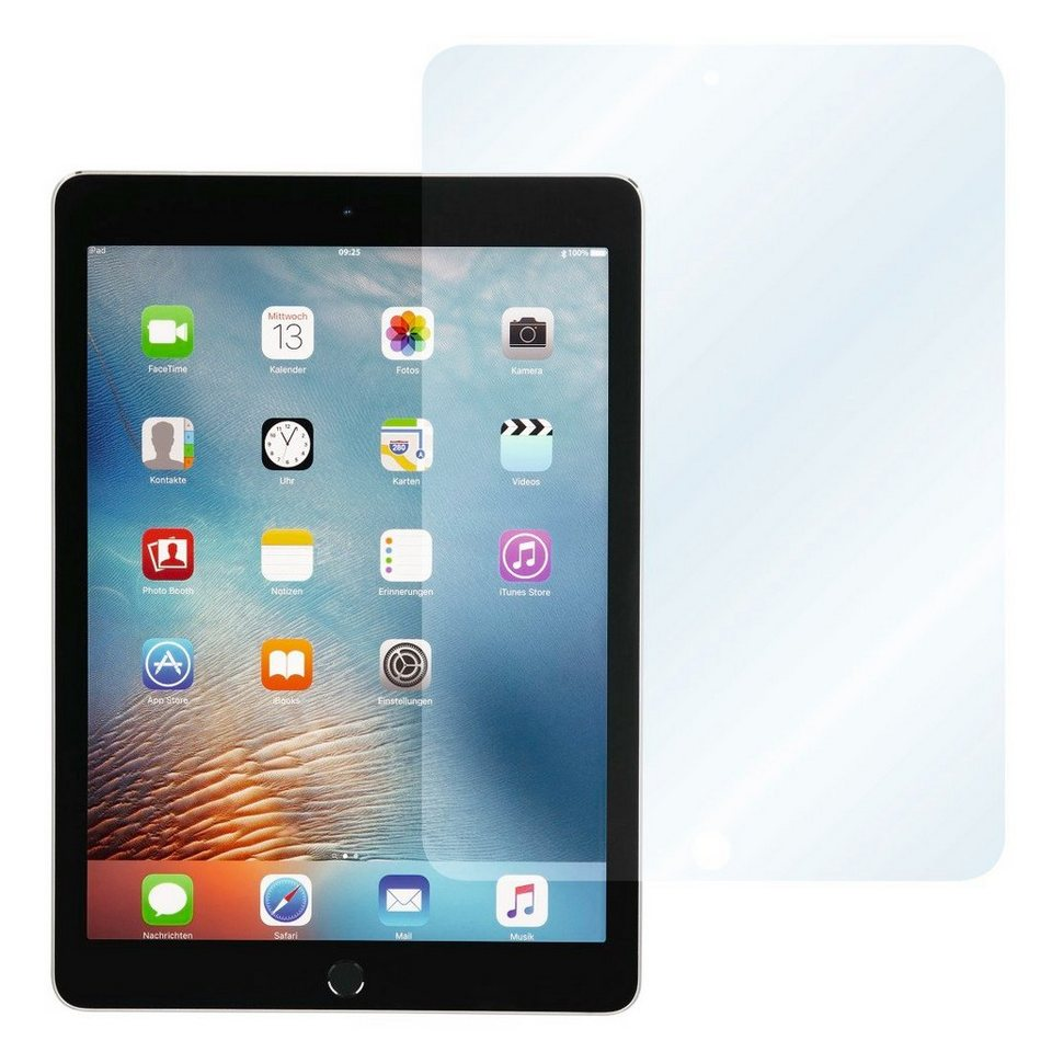 Hama Displayschutzfolie Crystal Clear für Apple iPad Air/Air 2/Pro in Transparent