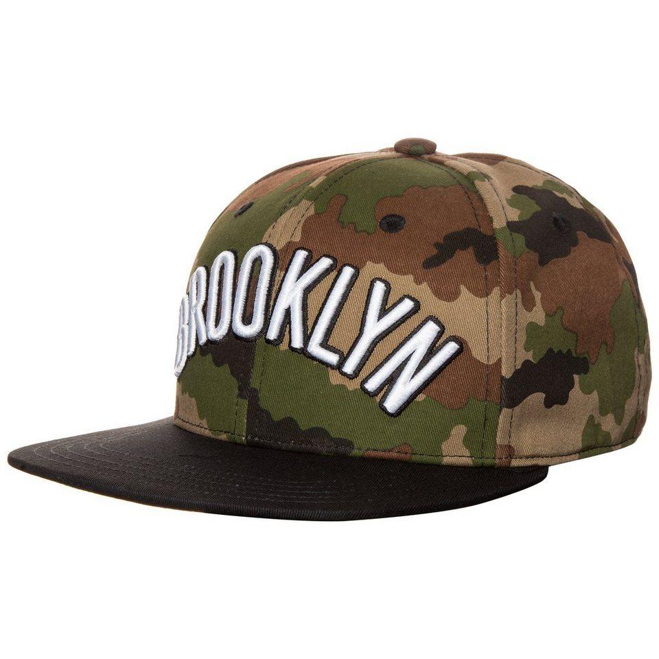 adidas Originals NBA Snapback Nets Cap in camouflage