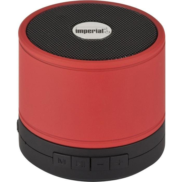 IMPERIAL Bluetooth Lautsprecher »BAS 1« in rot