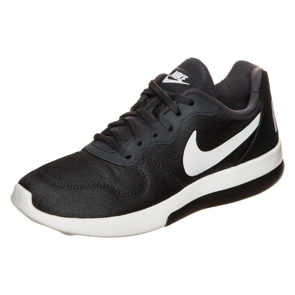 Nike Sportswear MD Runner 2 LW Sneaker Damen in anthrazit / schwarz