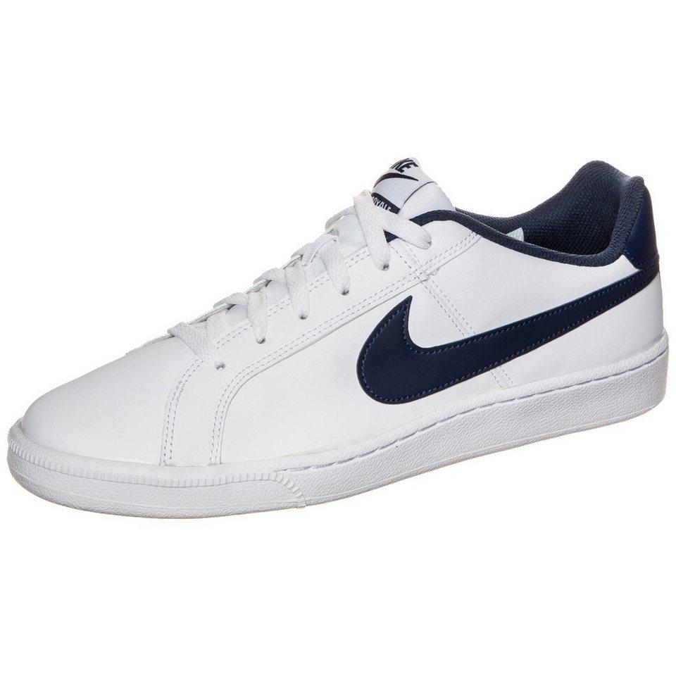 Nike Sportswear Court Royale Sneaker Herren in weiß / dunkelblau